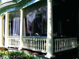 Mosquito Curtains For Porch Diy Mosquito Net Curtains Screen Porch 8 Mosquito Curtains For