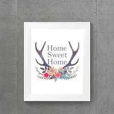 deer antler home decor best rustic antler home decor products on wanelo
