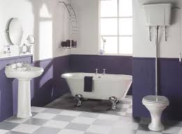 Zebra Bathroom Ideas Purple Bathroom Decorating Ideas Pictures