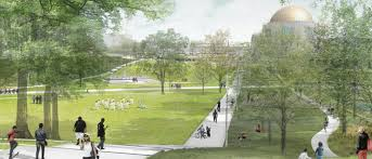 Cwru Campus Map Cwru Cleveland Museum Of Art Announce Innovative Landscape