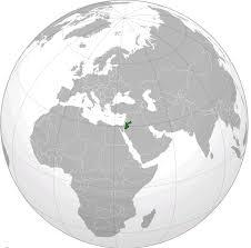 Jordan World Map by Jordan Map