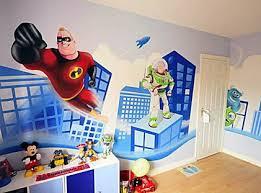 cute room painting ideas room paint ideas modern artistic trace cute toy story cartoon