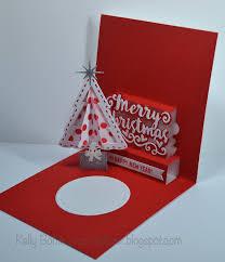 lovin the life i color a christmas card using new karen burniston