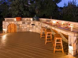 Cheap Backyard Deck Ideas by Outdoor Bar Ideas For Outdoor Decor