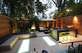 patio landscape led lighting kits create dramatic outdoor
