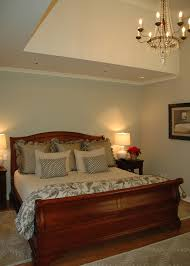Traditional Bedroom Lamps - lovely big lots sleigh bed decorating ideas images in bedroom