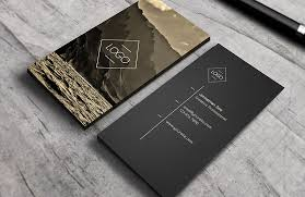 Good Business Card Font Business Card Ember