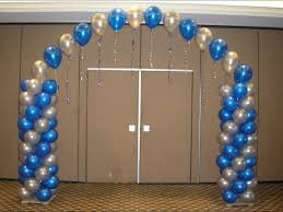 balloon columns balloon column archway vbs and event projects