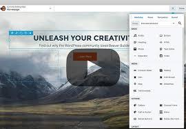 xperia theme creator kullanimi wordpress page builder plugin beaver builder