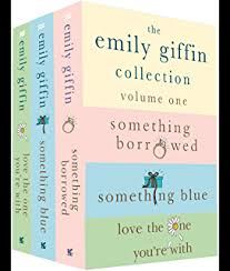 something blue emily giffin the emily giffin collection volume 2 baby proof where we belong
