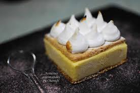 cuisine de bernard tarte au citron tarte au citron de christophe felder la cuisine des chefs