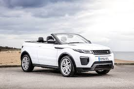 convertible land rover cost new land rover range rover evoque convertible 2 0 td4 hse dynamic