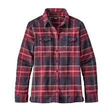 Flannel Shirts Patagonia S Sleeved Fjord Flannel Shirt