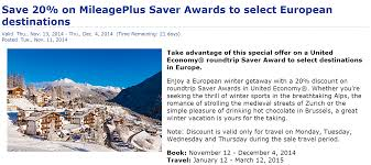 United Airlines Baggage Policy by United Airlines 20 Economy Award Discount North America U2013 Europe