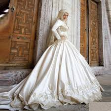 turkish wedding dresses islamic turkish wedding dresses with muslim women bridal