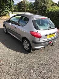 2003 peugeot 206 1 4 hdi in kilrea county londonderry gumtree