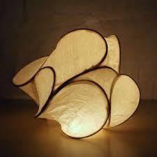 Paper Light Fixtures 16 Best Sculpted Light Images On Pinterest Paper Light Light