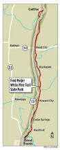 Flint Michigan Map Michigander Bicycle Tour Day 5 When It Comes To Heat It U0027s All