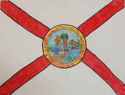 Florida Flag History Florida 4th Grade State Reports