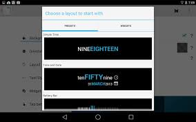 minimalistic minimalistic text widgets android apps on google play