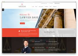 20 best lawyer wordpress themes for law firms and attorneys 2017