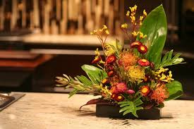 fall flower arrangements for weddings outdoor planters arrangement