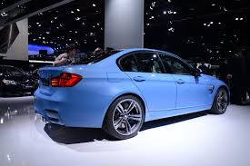 modified bmw m3 new bmw m3 sedan and m4 coupe live from detroit