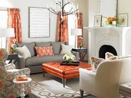livingroom accessories orange living room decor ideas and brown