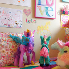 rhapsody and thread liberty fabric unicorn wall decal liberty fabric unicorn wall decal