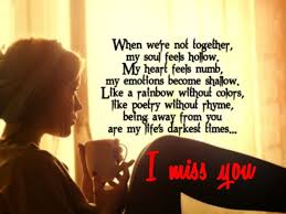 sad quotes i miss you when not together my feels