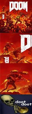Doom Guy Meme - doom guy bout to get hit by dat sick music by superfatman meme center