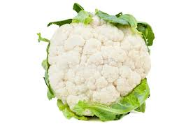 cuisiner les feuilles de chou fleur chou fleur avec des feuilles sur le fond blanc photo stock image