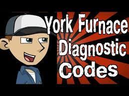 york furnace red light blinking york furnace diagnostic codes youtube