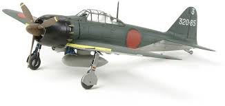 amazon com tamiya models mitsubishi a6m5 zero fighter model kit