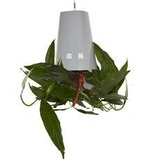 sky planter upside down plant pot hanging flower pot 95x95x130mm