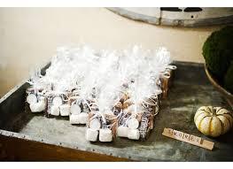 wedding favors diy diy smores wedding favors yum