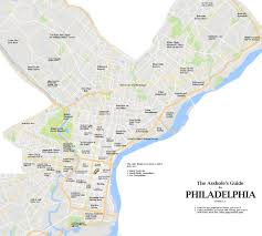 Map Of Philadelphia Airport The U0027s Guide To Philadelphia Philadelphia