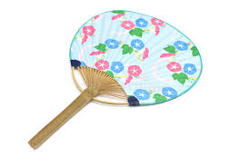 uchiwa fan japanese fan uchiwa stock image image of seasonal background