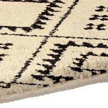 aztec fleece area rug threshold target