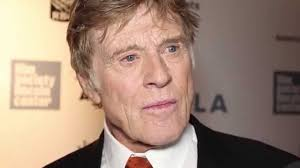 when did robert redford get red hair robert redford on the chaplin award gala red carpet youtube