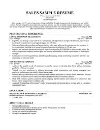 Resume Profile Section Insurance Sales Resume Examples Resume Peppapp