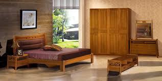 Light Wood Bedroom Best Light Wood Furniture With Teak Wood Bedroom Set China Bedroom