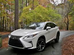 lexus new 2016 2016 lexus rx 350 rx 450h carolina finer first drive review