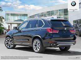 Bmw X5 4 8 - new 2017 bmw x5 4 door sport utility in edmonton ab b75130