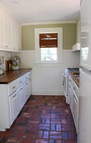 style kitchen ideas 4 decorating ideas how to a galley kitchen look bigger