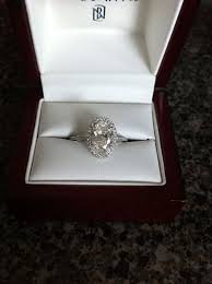real engagement rings my engagement ring is finally in weddingbee wedding rings