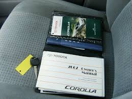 2007 toyota corolla farris auto sales