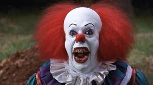 nothing new about wave of clown sightings terrorizing america