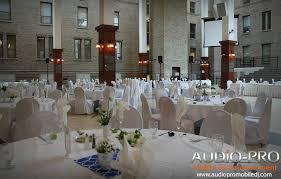 wedding dj columbus ohio audio pro mobile dj prunte reception st charles walter commons