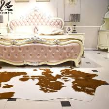 Faux Cowhide Rugs Faux Cowhide Rug This Happy Home